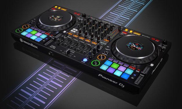 DDJ-1000 (Professional DJ Controller)